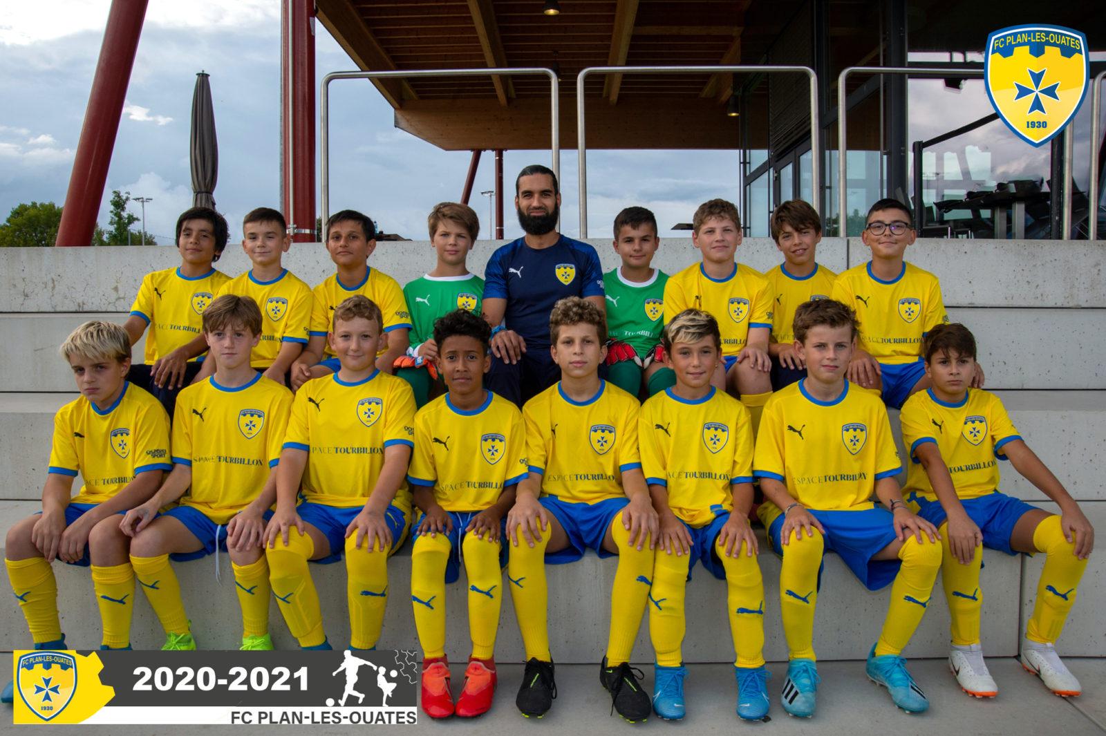 Juniors D PLO