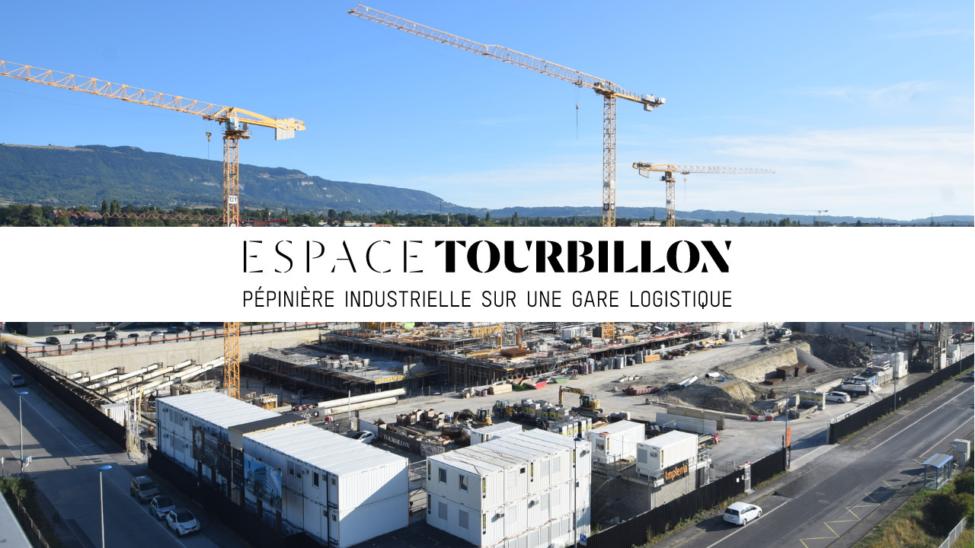Chantier ESPACE TOURBILLON
