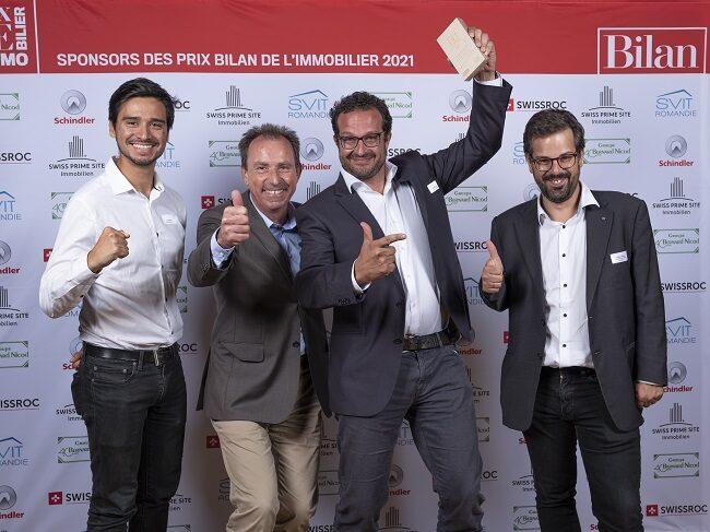 Prix Bilan de l'immobilier 2021